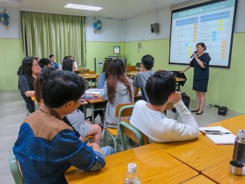 2016-2017中文教師培訓
