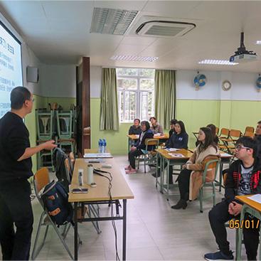 2018-2019中文教師培訓