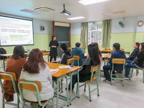2017-2018中文教師培訓