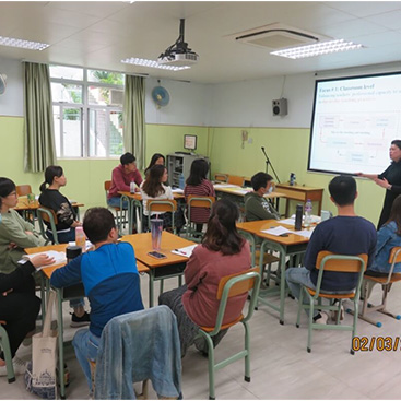 2018-2019英文教師培訓