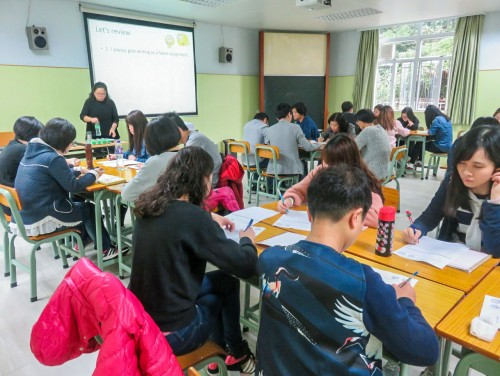 2016-2017英文教師培訓