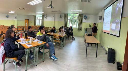 【消息】永援中學教師校本培訓優化教學