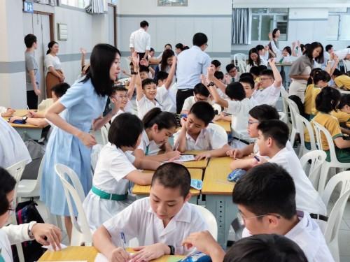 【消息】永援「培訓老師指導中一學生學習」工作坊